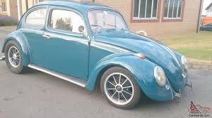 blue volkswagen beetle for sale 1964 volkswagen 1200 beetle blue
