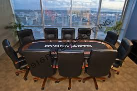 10 player poker table custom poker tables 916 poker