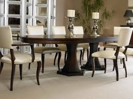 oval dining room adorable oval dining room table