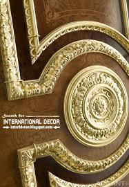 this is top designs of luxury interior doors for classic interior