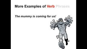 Verb Phrases Worksheets Verbs And Verb Phrases Parts Of Speech App Youtube