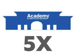 academy visa credit card