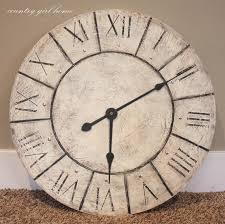 Decorative Clock Trendy Large Elegant Wall Clock 11 Large Elegant Wall Clocks