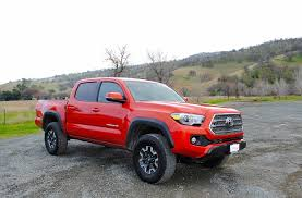 toyota tacoma blacked out 2016 toyota tacoma trd off road test drive review autonation
