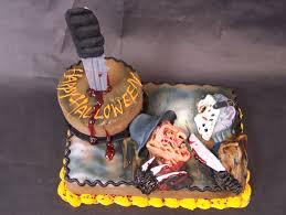 gory halloween cakes halloween cakes u0026 sweets archives le u0027 bakery sensual