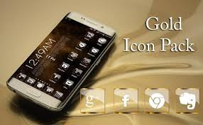 theme nova launcher android golden glass nova launcher theme icon pack by android