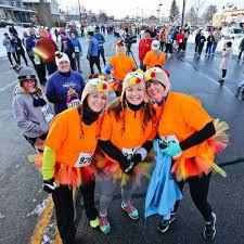 turkey trot races on thanksgiving day shape magazine