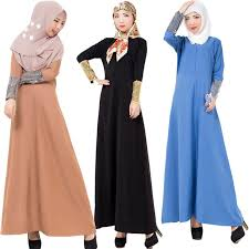 muslim clothing burca muulmana islamic dress for women modern