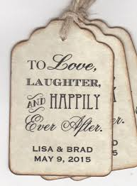 wedding gift tags best 25 wedding favor tags ideas on favor tags