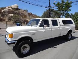 1 owner 1989 ford f 350 xlt lariat 4x4 crew cab 4 door video 1