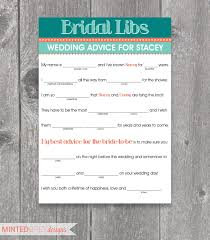 7 best images of bridal shower mad libs printable wedding mad