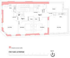 floor plans kentish town property development founders house