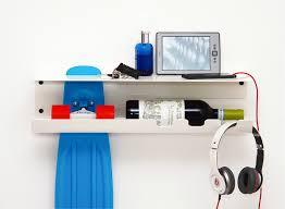 Skateboard Shelf Wall Ride Skateboard Longboard Storage Solution