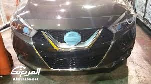 nissan maxima interior 2016 nissan maxima u0027s interior exposed for the first time