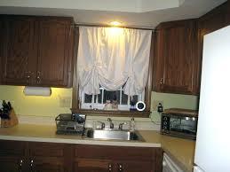 window treatment ideas for kitchen window treatments for kitchens exclusive design kitchen window