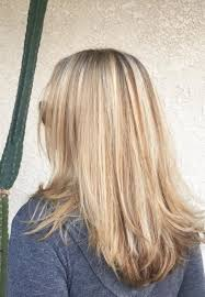 blonde hair with chunky highlights hairstyles with blonde hair colors in 2018 new hair color ideas