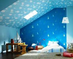 Interesting Kids Attic Bedroom Ideas Rilane - Attic bedroom ideas