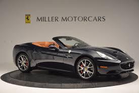 Ferrari California Colors - 2010 ferrari california stock 4332a for sale near greenwich ct