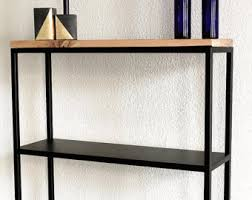 Narrow Entry Table Console Table Narrow Console Table Concrete Table Entry