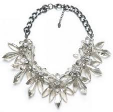 crystal necklace statement images 2014 fashion brand luxury chunky crystal necklace women choker jpg