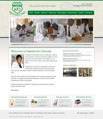 kawefunmi schools sagamu website design for private secondary