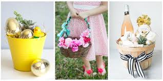 ideas for easter baskets for adults 20 easter basket ideas easter gifts for kids and