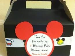 Birthday Favor Boxes by 63 Best Mickey Mouse Theme Birthday Images On Mickey