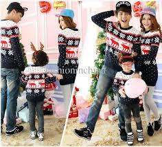 sweater for family 2018 2015 warm family matching sweaters with reindeer