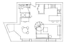loft tour retro industrial design style at home