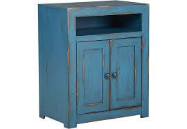 Turquoise Cabinet Accent Cabinets U0026 Chests With Doors Drawers And More