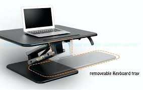 Laptop Desk Uk White Laptop Desk Axess Writing Desk With Keyboard Tray And