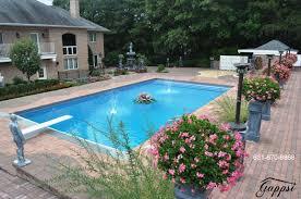Pool Patios by Nicolock Paving Stones For Pool Patio In Lloyd Harbor New York