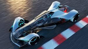 this is infiniti u0027s racecar of the future top gear