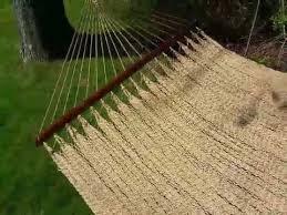 prime garden two point tight weave caribbean hammock tan pg0029