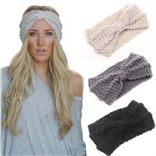 knitted headbands ear warmer knitted headband bohemian bliss boutique