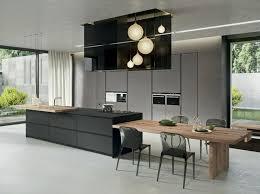 table cuisine design ilot de cuisine avec table modern kitchens kitchen design