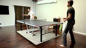 stiga eurotek table tennis table ping pong highlights youtube