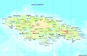 Online World Map by Map Of Jamaica Maps Worl Atlas Jamaica Map Online Maps Maps