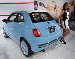 fiat 500 1957 edition photos 2014 new york auto show must