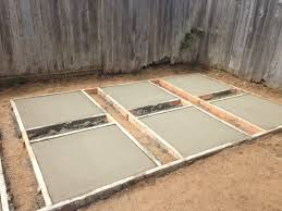 Make Your Own Patio Pavers Diy Concrete Pavers Make Molds Out Of 2x4 S And Plywood With