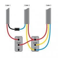 double light switch wiring wire a double light switch wiring diagram 2 gang two lights quotes
