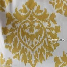 cynthia rowley king duvet cover set shams throw grey mustard 6