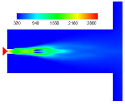 energies free full text cooling effect of water injection on a
