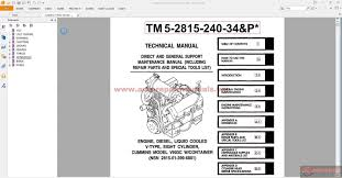 cummins v 903c service manual auto repair manual forum heavy