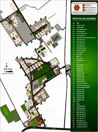 Gt Campus Map Campus Map Lovely Professional University