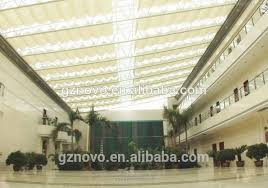 Awning Supports Novo Awning Supports Indoor Roller Skylight Motor Canopy Shade Fts