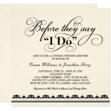 couples wedding shower invitations announcements zazzle