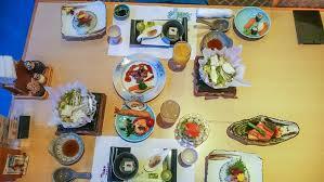cuisine japonaise traditionnelle cuisine japonaise ce que j ai mangé au japon traditionnel et