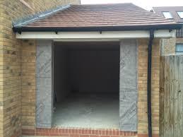 install garage door planning permission diynot forums