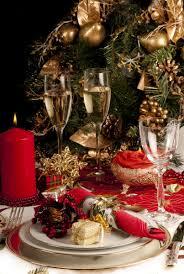 furniture splendid simple decoration christmas dining room table